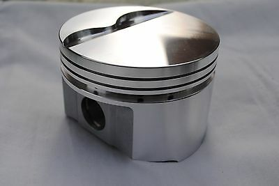 Ford 351 Small Block V8 SRP Flat Top Pistons