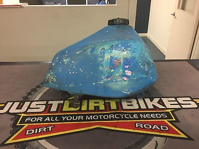 "YAMAHA IT250 FUEL PETROL TANK it yz 250 465 490 "" WRECKING BIKE """