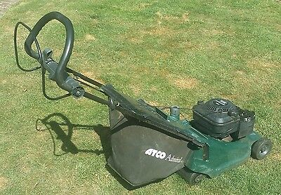 Atco Admiral 16 self propelled  roller lawnmower