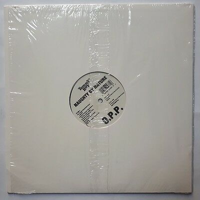 "Naughty By Nature ‎– O.P.P. / Wickedest Man Alive 12"" Vinyl US Import 1991 RARE"