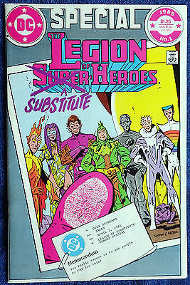 Legion of Substitute Heroes Special #1 - Levitz! Giffen! Kesel! High Grade!