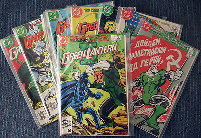 The Green Lantern Corps #201 to #224 -  High Grade!