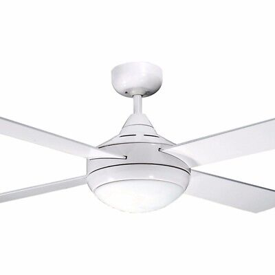 "NEW Martec Four Seasons Primo 48"" Ceiling Fan with Light"