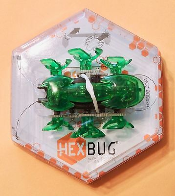 LOOT CRATE Hexbug Micro Robotic Ant High-Speed Reacts to Touch Exclusive NEW