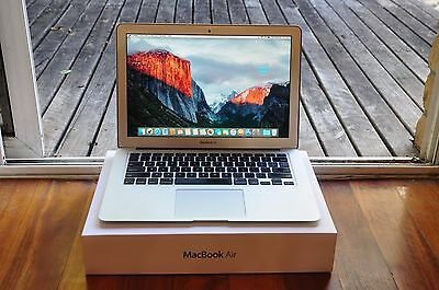 Macbook Air 13 - Core i7/ 8GB RAM/ 500GB SSD - Mid 2012 (Highest Configuration)