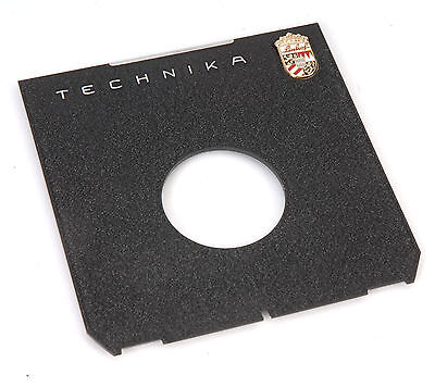 Linhof Technika Lens Board Copal #0 Camera Photograph