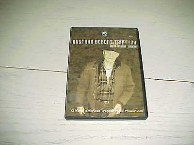 Eastern Bobcat Trapping with Johnny Thorpe DVD North American Trapper