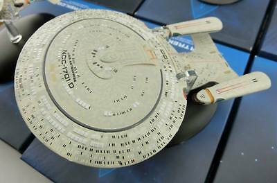 STAR TREK SpaceCraft USS Enterprise NCC-1701 - D Spaceship Model
