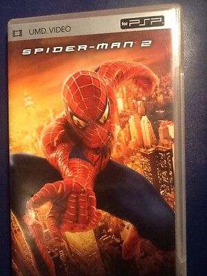 SPIDERMAN 2 Italiano Film UMD PSP