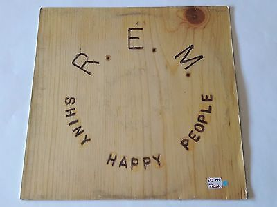 "R.e.m. - Shiny Happy People - 12"" Vinyl - 1991"