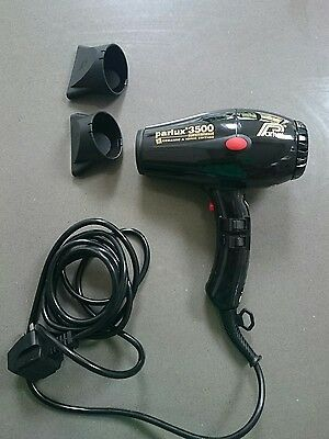Parlux 3500 CERAMIC & IONIC Super Compact Hair Dryer 2000W