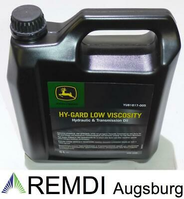 JOHN DEERE HY-Gard Low Viscosity Getriebeöl 5 Ltr. YU81817-005