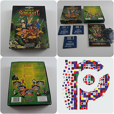 Hero Quest II Legacy of Sorasil A Gremlin Game for the Amiga tested & working