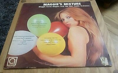 Maggies Mixture - Maggie Eaves Singers With The Alan Caddy Orchestra Vinyl LP