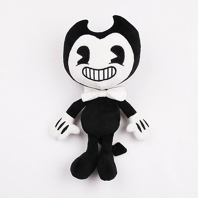 Bendy and the ink machine Bendy Plush Doll Figure Toy 12.5 Inch