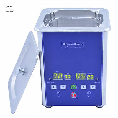 Eumax Ud50Sh-2Lq  Ultrasonic Cleaner. Cleans Jewellery, Watches, Dentures Etc.