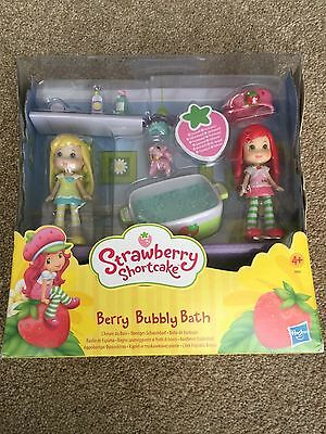 Strawberry Shortcake-Berry Bubbly Bath-Brand new in sealed pack