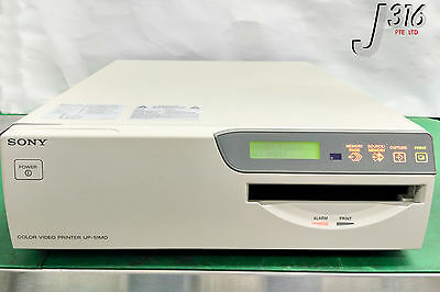 8898 Sony Color Video Printer Up-51Md