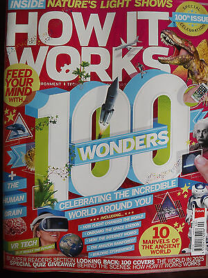 How it Works Issue 100 Free How it Works Quiz Challenge Book M