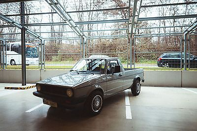 1991 Volkswagen Caddy Pickup  CADDY MK1 / VW GOLF MK1 / 100% original look and parts / museum condition