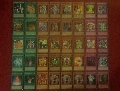 Yu-Gi-Oh Morphtronic Deck - 40 cards complete BONUS 5 cards