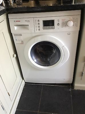 Bosch Avantixx Washer Dryer Model No: WVD24460GB