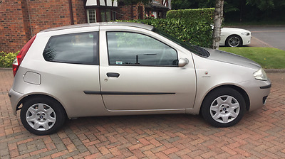 "2004 FIAT PUNTO 1.2  ""Dynamic"" 3dr  AUTOMATIC  only travelled 38086 miles"
