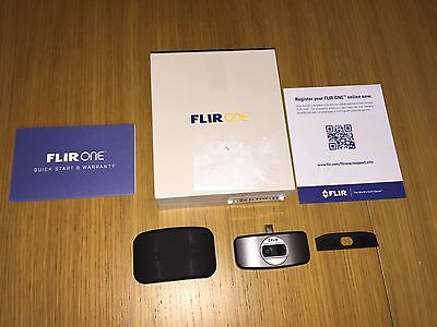 Flir One Thermal Imaging Camera for Android - SPARES OR REPAIRS