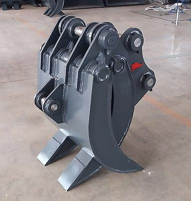 Mechanical Grab for 12 to 14 ton ton Excavator 12T 13T 14T