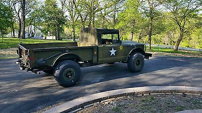 1967 Jeep Other Military 1967 Jeep Kaiser M715 Original Unrestored Military Jeep 1 1/4 Ton Truck