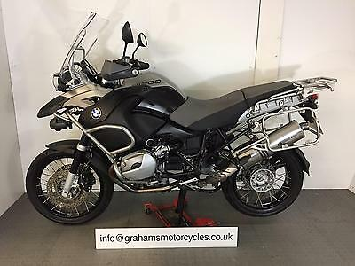 BMW R1200GSA, GS Adventure with Service History