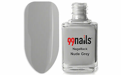 Nagellack - Nude Grey 12ml / Nagel Lack Farblack Nails ! Made in Germany !