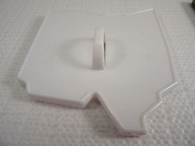 OHIO State Cookie Cutter - WHITE