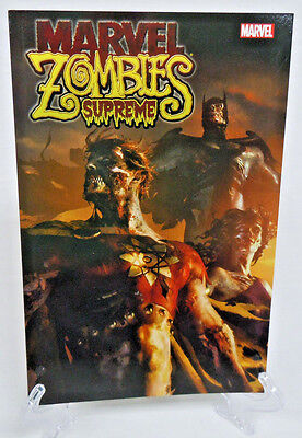 Marvel Zombies Supreme Collects 1 2 3 4 5 Marvel Comics TPB Trade Paperback New