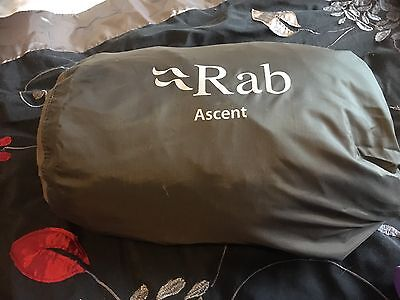 Rab Ascent eVent Bivy/Bivi