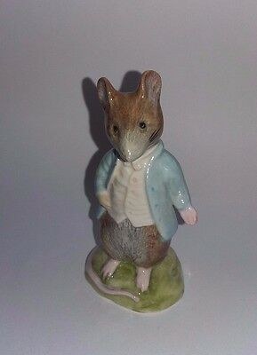 Beswick Beatrix Potters JOHNNY TOWNMOUSE BP4 ~UNRECORDED  Extremely Rare