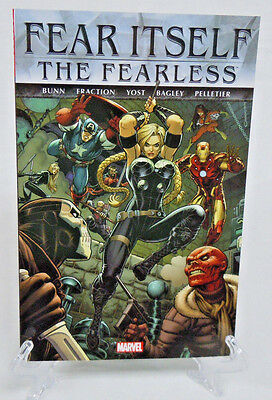Fear Itself The Fearless 1 2 3 4 5 6 7 8 9 Marvel Comics TPB Trade Paperback New