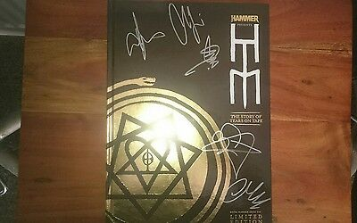 Him The Band Hammer Limited Edition Signed Autographed Ville Valo