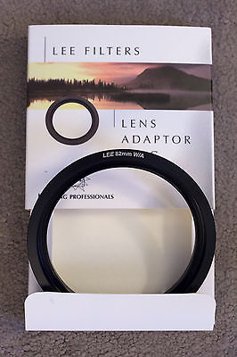 Lee Filters 82mm W/A Wide Angle Adaptor Ring for 100mm system