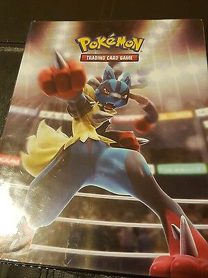 pokemon xy furious fists complete set mint condition
