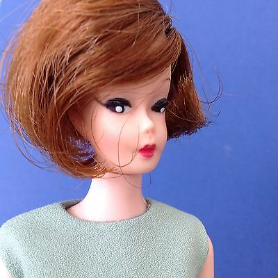 VIntage Barbie Bild Lilli CLONE DOLL WITH AUBURN American Girl Hairstyle