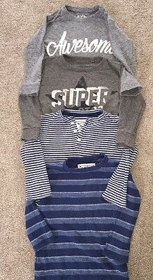 Boys Clothes Bundle Age 2-3 Years NEXT Tops 🕶 🌴 Rrp£56
