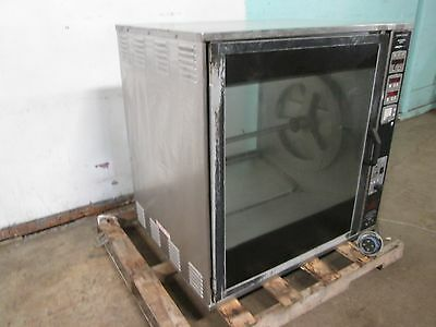 """HENNY PENNY - SCR 8"" HEAVY DUTY COMMERCIAL 208V/3Ph ELECTRIC ROTISSERIE OVEN"
