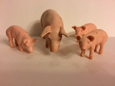 Schleich Pig Sow With Three Piglets