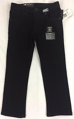 Boy's Youth Toddler Volcom 2x4 Low Rise Skinny Jeans Pants