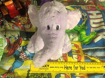 Exclusive Disney Store Winnie The Pooh Lumpy Heffalump Soft Plush Toy