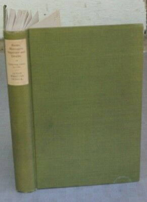 Rare 1897 1St Ed Births Deaths Marriages Coventry Connecticut 1711-1844 Dimock