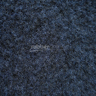 Marine Boat Carpet, Spectropile Dark Blue 1.83mtr Wide Roll - Sold per mtr.