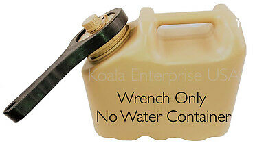 Water Cap Wrench for Jerry Cans Scepter, LCI,Container MWC Military Water