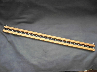 """Raddle for weaving 32""""   made of hard wood"""